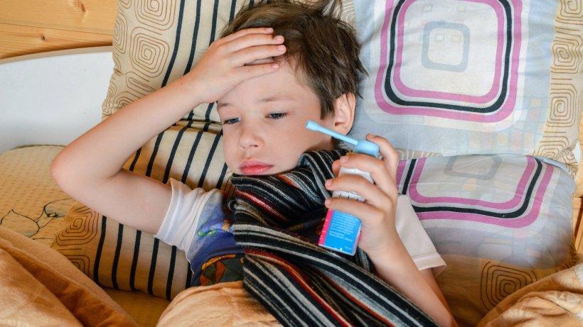 Copiii au simptome diferite de COVID. Cum ne dăm seama că cel mic a fost infectat