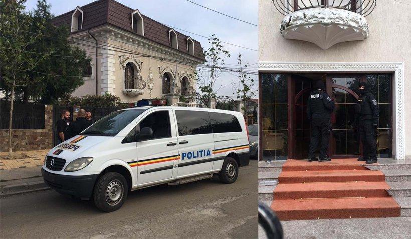 Poliţiştii au descins la clanul Sadoveanu chiar în ziua în care interlopii se pregăteau să-şi împartă Capitala. Suspect, prins cu foc de armă