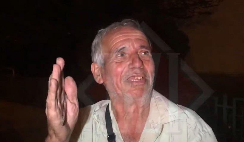 Un şofer de 70 de ani se laudă că atunci când bea alcool nu face accidente. Seara trecută, a băut şi a lovit o maşină