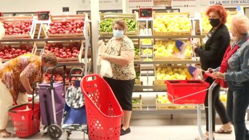 Veste bună pentru pensionarii şi studenţii din Bucureşti! Vor primi reduceri în cea mai nouă piaţă, cu produse 100% româneşti