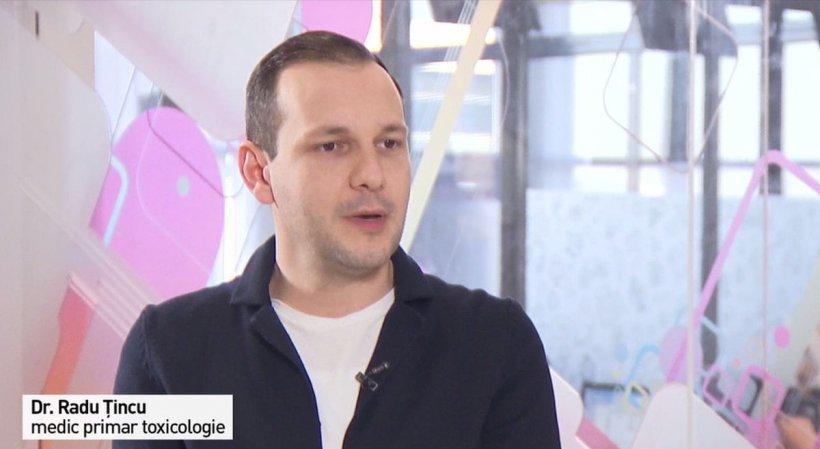 Medicul Radu Ţincu de la Spitalul Floreasca dezvăluie cum ajung tinerii să facă forme severe cu COVID-19