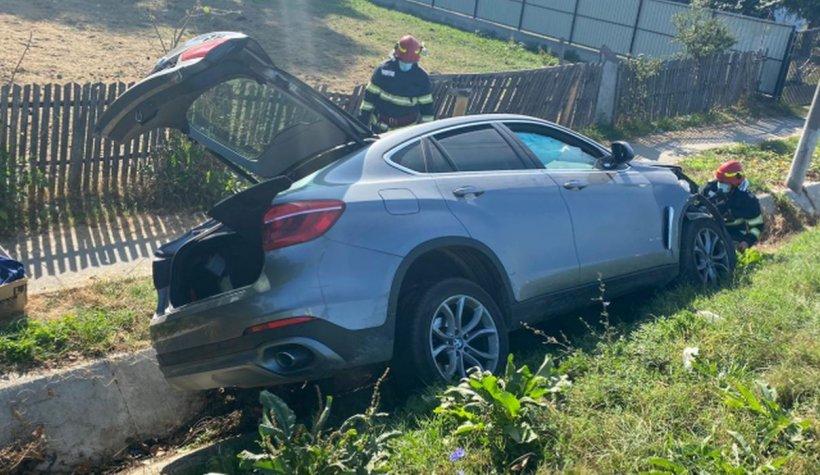 Secretar de stat în Ministerul Economiei, implicat într-un accident