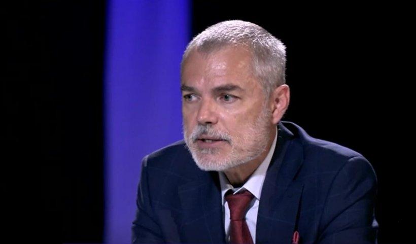 """Dr. Mihai Craiu, 5 sfaturi pentru elevi şi profesori ca să se protejeze de COVID. """"Curentul nu trage!"""""""