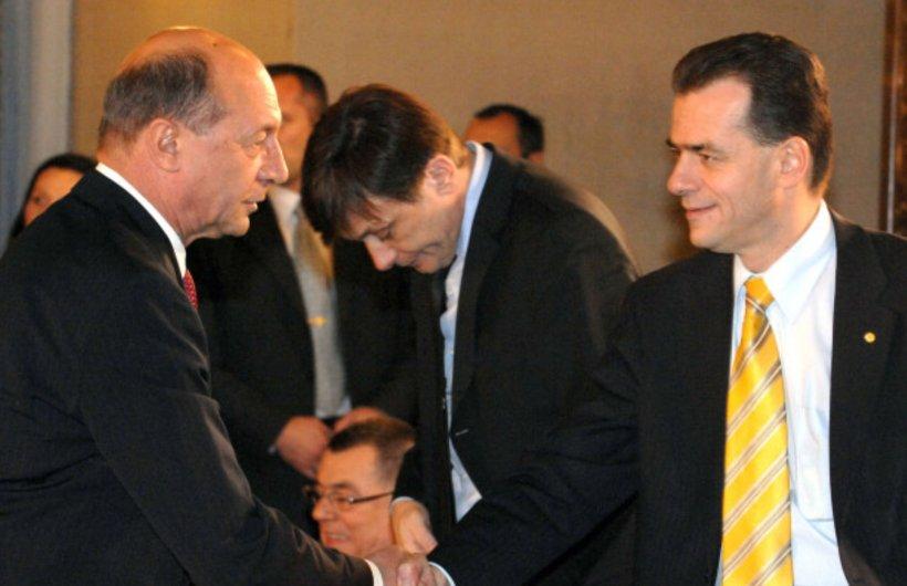 Ludovic Orban, lovitură nimicitoare de la Traian Băsescu