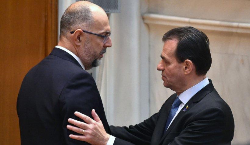 UDMR, lovitură devastatoare pentru PNL. Reacția lui Ludovic Orban