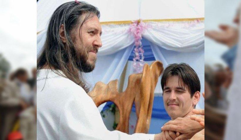 """FSB l-a arestat pe """"Hristos"""". Cine este liderul religios care pretinde că ar fi reîncarnarea Mântuitorului"""
