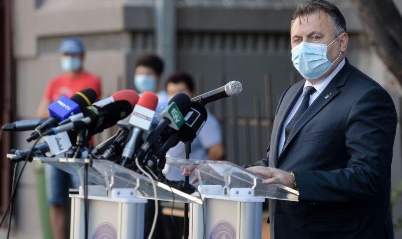 Reacţia ministrului Nelu Tătaru, după ce Spitalul Elias nu a raportat cazuri COVID