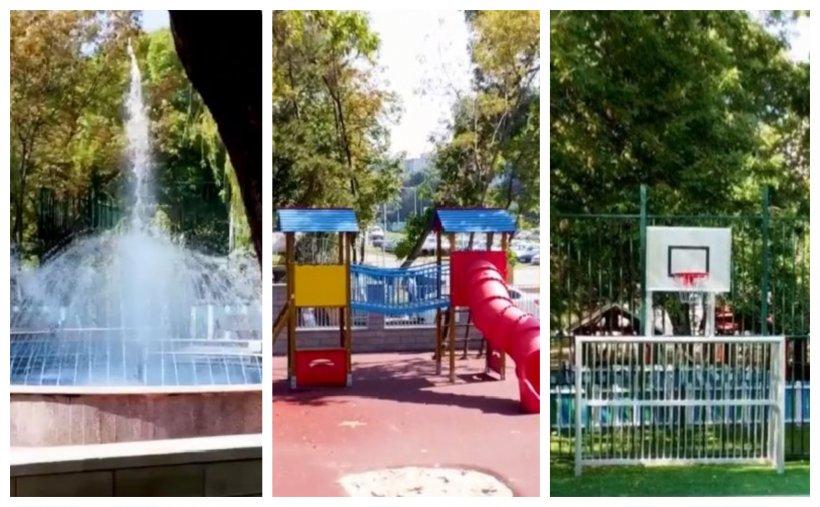Veste bună pentru bucureşteni! S-a deschis un parc cu dotări moderne pentru vizitatorii de toate vârstele