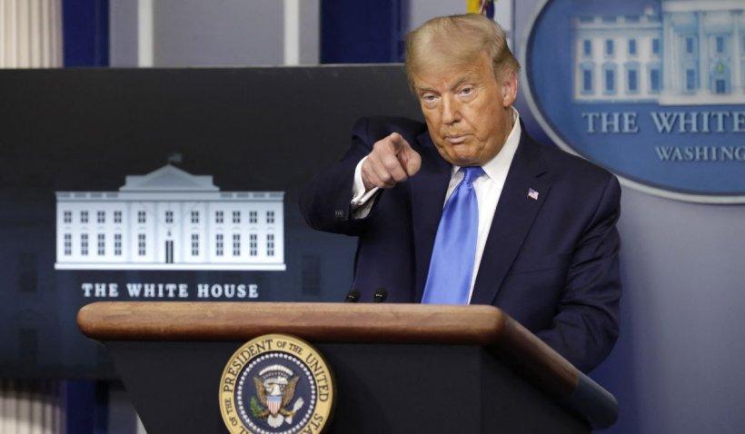 Alegeri SUA 2020. Trump pune America pe jar