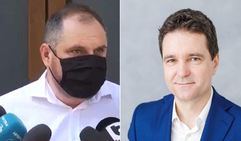 DNA începe audierile în cazul lui Nicuşor Dan. Cristian Zărescu le-a adus procurorilor înregistrările convorbirilor