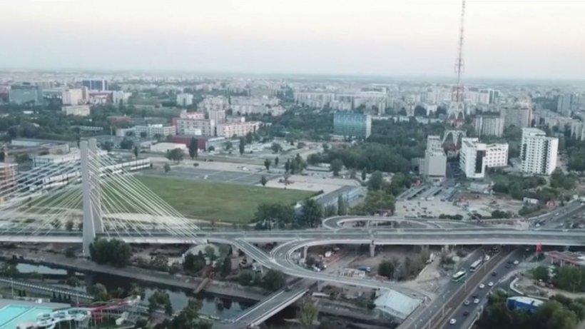 Investiţii uriaşe în infrastructura Capitalei pentru fluidizarea traficului şi reducerea poluării