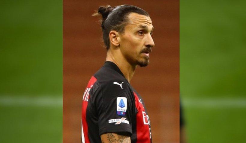 Zlatan Ibrahimovic s-a infectat cu COVID-19