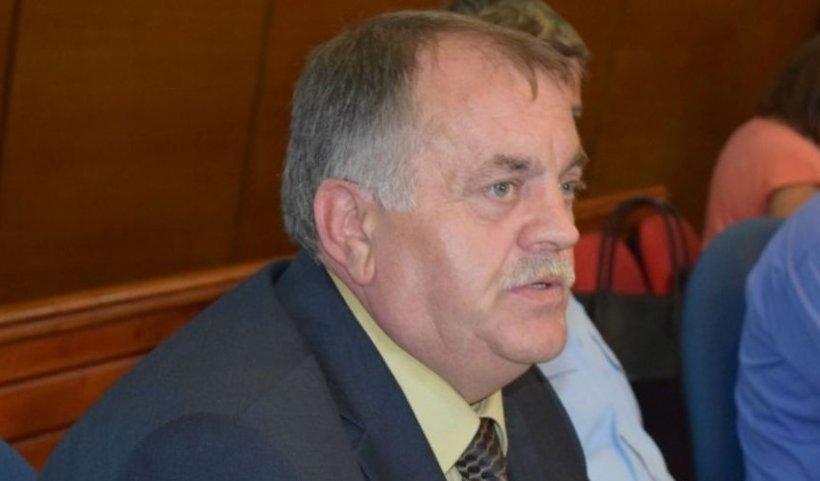 Candidatul PNL la funcția de primar al unei comune din Botoșani a murit fulgerător
