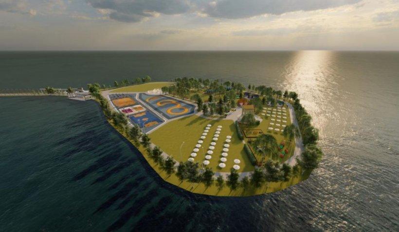 Gabriel Mutu, primarul oamenilor: Lacul Morii va fi cea mai mare zonă de agrement cu plajă artificială din România