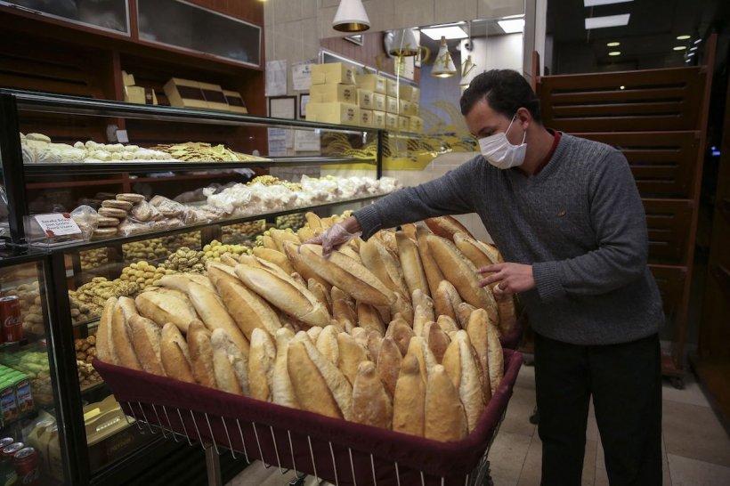 Mare atenție! Pâinea neambalată, contaminată cu COVID
