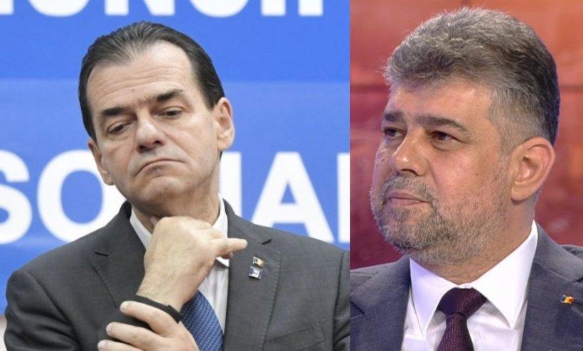 Ciolacu îl amenință pe Ludovic Orban cu plângeri penale. Premierul ar fi încălcat legea
