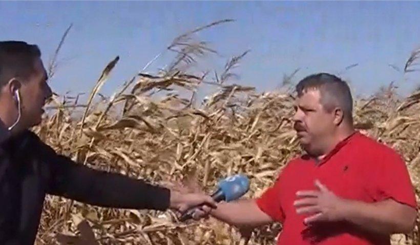 """Candidaţii la alegerile locale apostrofaţi de un agricultor: """"Veniţi pe câmpuri doar când sunt alegeri. Veniţi doar după voturi"""""""