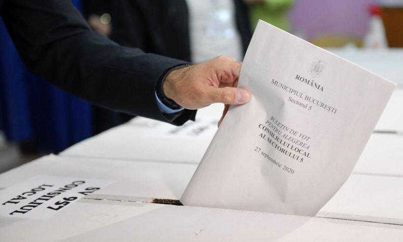 Cât de harnici au fost bucureştenii la vot duminică dimineaţă