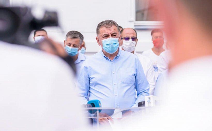 Rezultate exit poll alegeri locale 2020. Cristian Gentea (PSD) a câștigat Primăria Pitești - SURSE