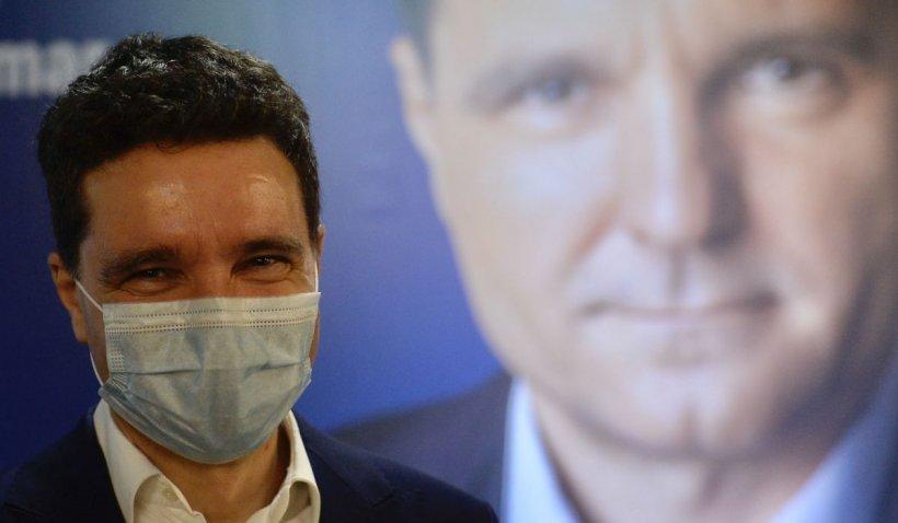 Rezultate exit-poll alegeri locale 2020 București. Nicușor Dan a câștigat Primăria Capitalei cu 47,2%