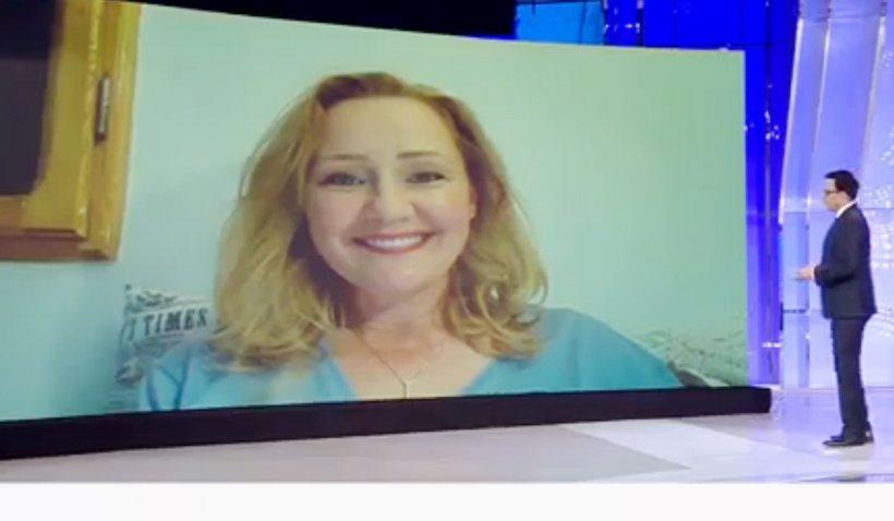 """Fosta jurnalistă Elena Lasconi, interviu la Sinteza Zilei, după ce a ieşit primar: """"Nu vreau, când ies la pensie, să-mi luxez picioarele în gropile de aici"""""""