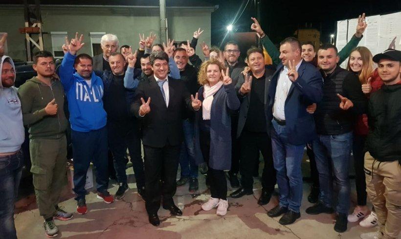 """Primarul din România care a câştigat cu 95% din voturi: """"V-am ciuruit"""""""
