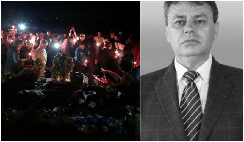 Să îi fie mandatul uşor! La Deveselu, localnicii s-au dus la cimitir să felicite primarul care a fost reales post-mortem