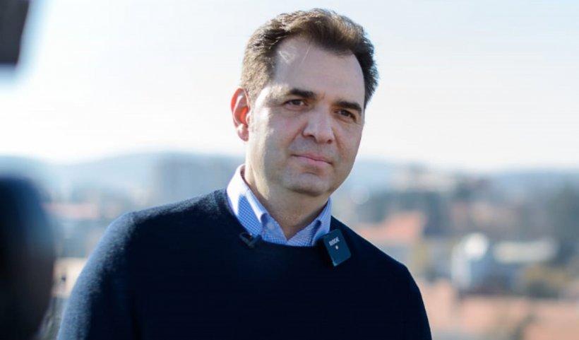 Primarul orașului Sfântu Gheorghe, Antal Arpad, are COVID-19