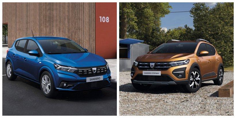 Cum arată noile modele Dacia