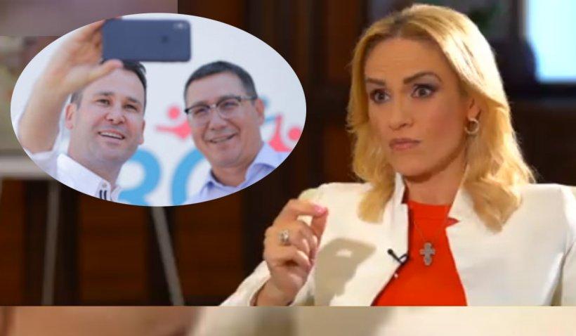 """Firea, război cu Ponta şi Negoiţă: """"Oameni care au lovit în zona de stânga au venit acum la PSD. În politică trebuie să ştim să spunem NU"""""""