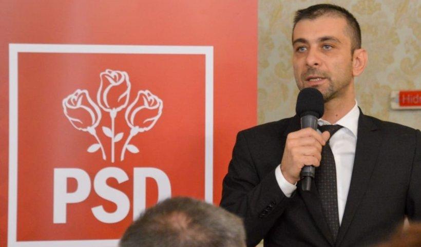 Încă un lider PSD, infectat cu noul coronavirus