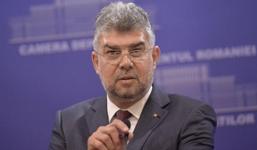 Marcel Ciolacu: Domnule Orban, aţi dus traseismul pe cele mai înalte culmi