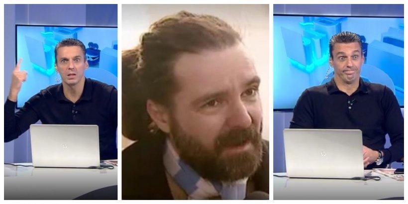 """Mircea Badea, despre look-ul lui Nicușor Dan din tinerețe: """"A sunat Smiley şi şi-a cerut faţa înapoi!"""""""