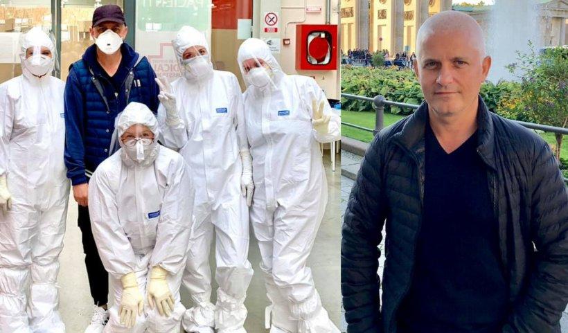 Virgil Ianțu a fost infectat cu noul coronavirus