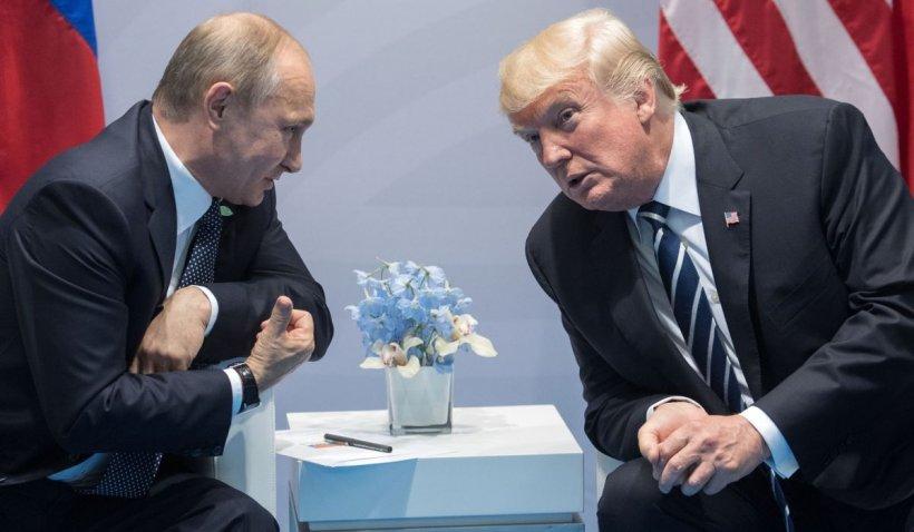 Vladimir Putin i-a oferit lui Donald Trump vaccinul Sputnik-V, după ce președintele american s-a infectat cu coronavirus