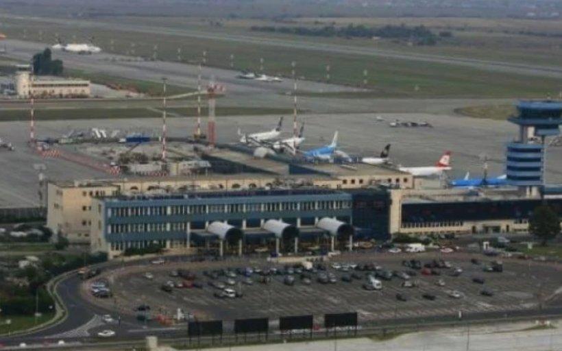 Alertă cu bombă pe aeroportul Otopeni