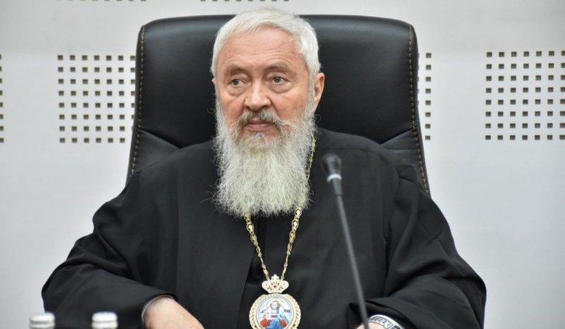 Mitropolitul Clujului, ÎPS Andrei, internat după ce a fost diagnosticat cu COVID-19