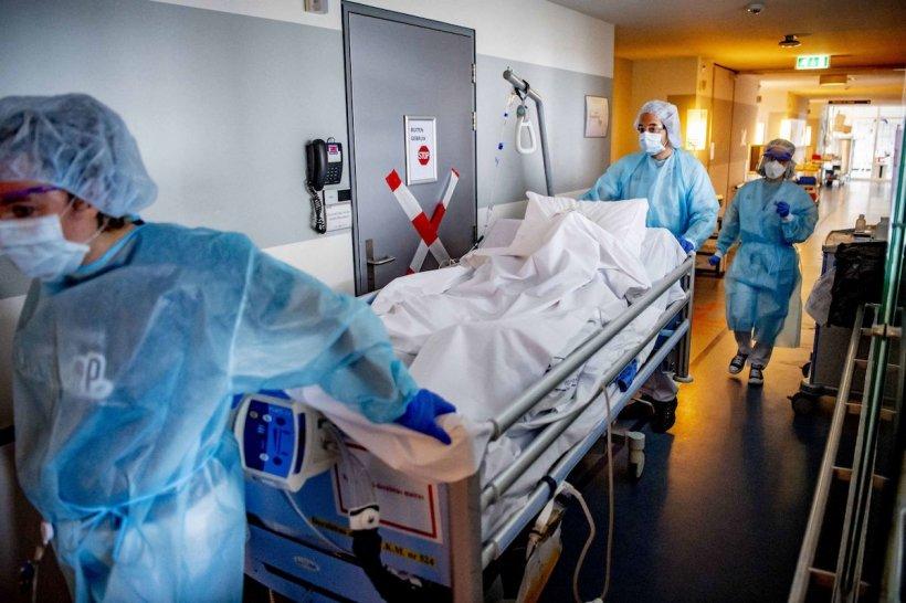 """SecțieATI dintr-un spital dinBucurești care stă învelită în țiplă din lipsă de medici: """"Sincer, nu înțeleg de ce nu funcționează"""""""
