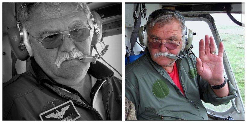 Tragedie în aviația română. Unul dintre cei mai buni piloți a murit în accident de mașină
