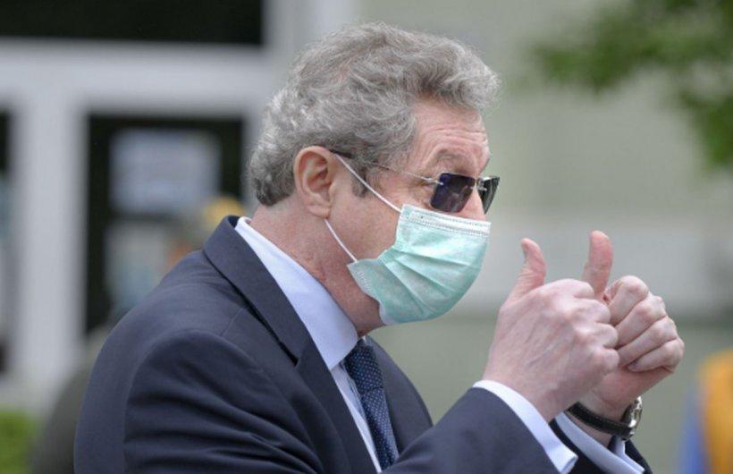 Dr. Streinu Cercel: Virusul e pe stradă. Nu mergeți fără mască!