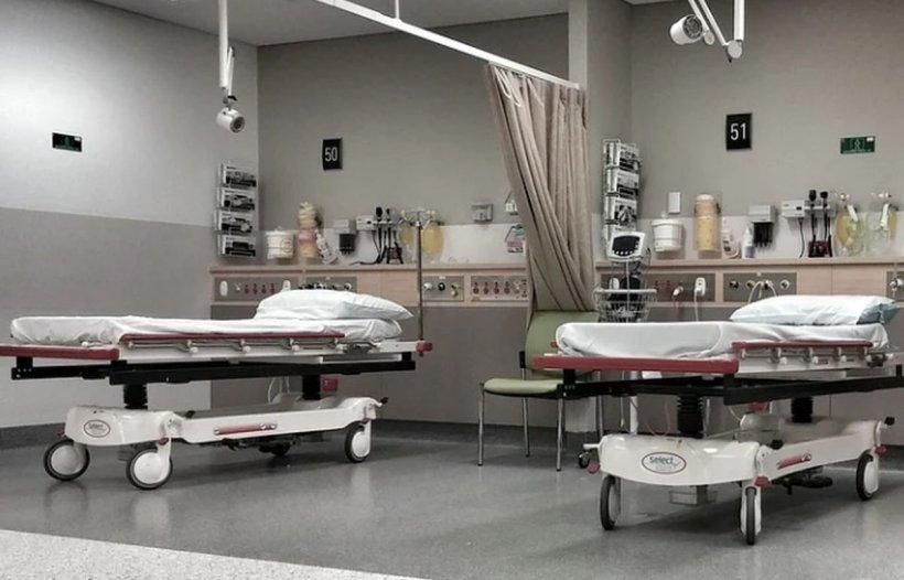 Spitalul din București în care 16 paturi de ATI au stat nefolosite. Nu sunt specialiști!