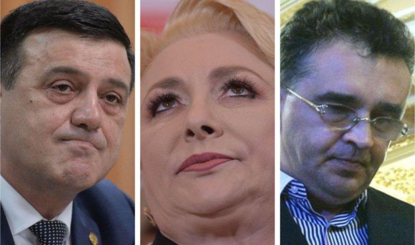 Cad capete în PSD, după alegerile locale