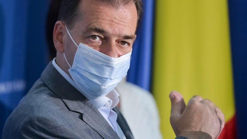 Ludovic Orban suspect de COVID! Și-a anulat toate evenimentele - Ce se întâmplă acum cu premierul