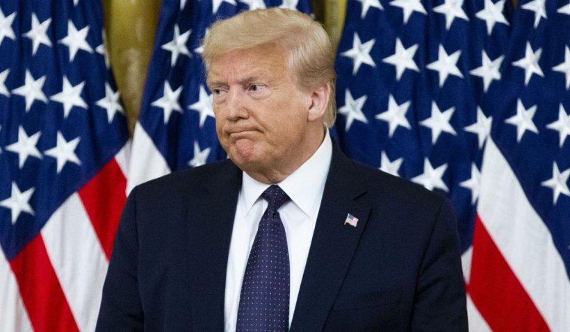 Noi detalii despre starea de sănătate a președintelui Donald Trump. Gestul acestuia condamnat de medici