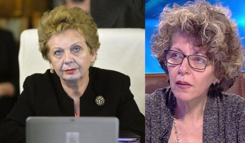 Adina Anghelescu, informații exclusive în cazul otrăvirii cu mercur a fostului ministru Doina Pană