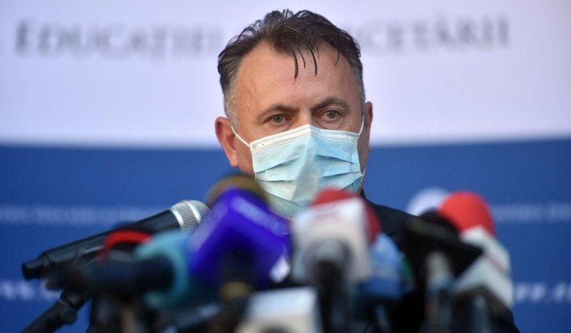 Ce facem când avem simptome de COVID-19. Procedura care trebuie urmată, explicată de ministrul Nelu Tătaru