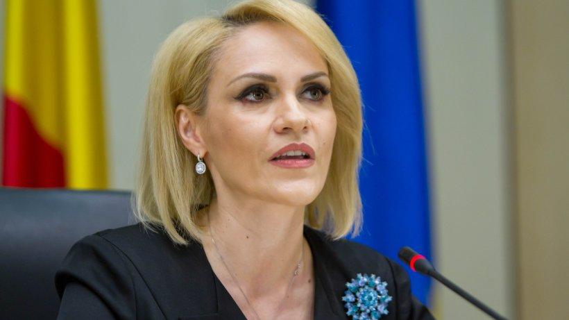 Gabriela Firea răspunde acuzațiilor ELCEN: Devine evident că Guvernul PNL a folosit compania în confruntarea politică