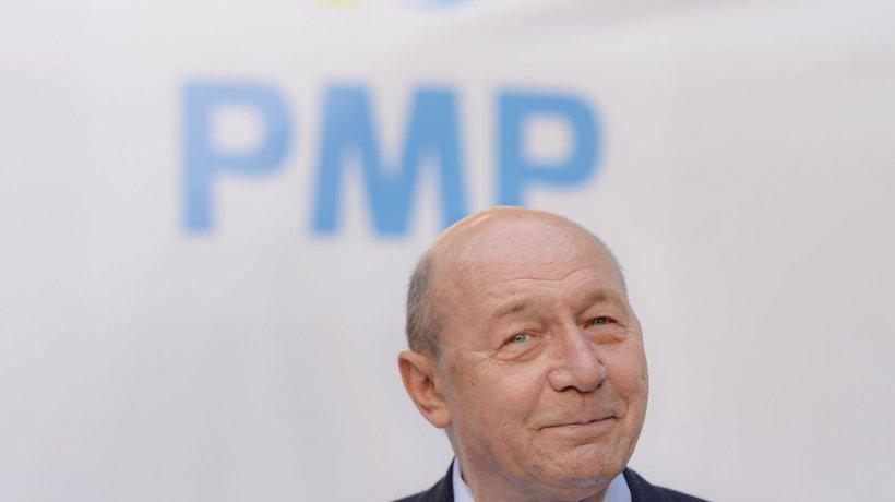 Partidul lui Traian Băsescu va negocia un post de viceprimar la Primăria Capitalei