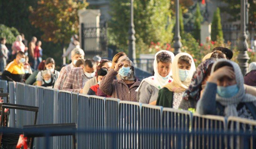 Mitropolia Moldovei a luat o decizie radicală pentru sărbătoarea Sfintei Cuvioase Parascheva