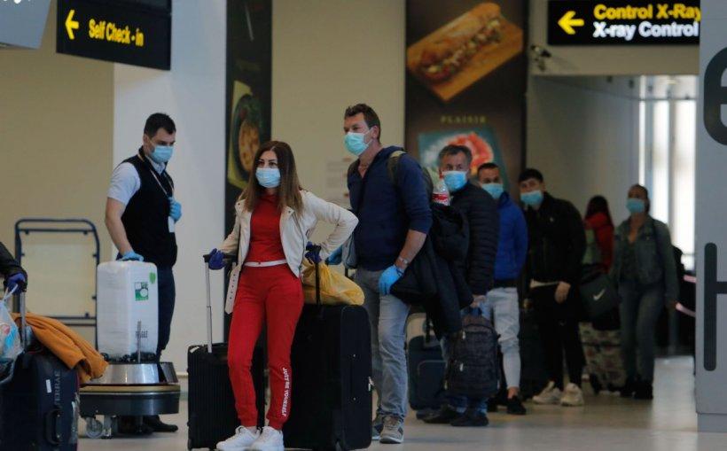 """Document. CNSU suspendă zborurile spre țările cu risc epidemiologic. Cine scapă de carantină chiar dacă vine din """"zona galbenă"""""""